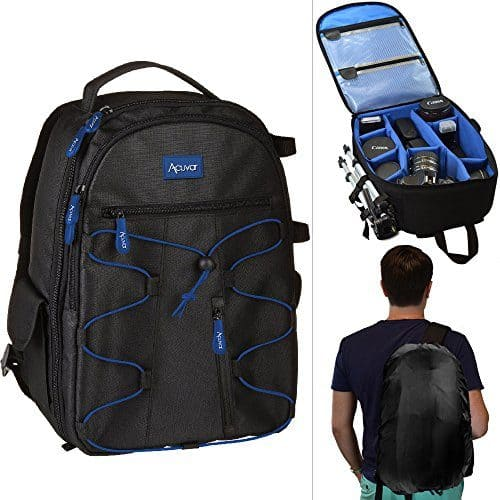 acuvar camera backpack for DSLR Cameras