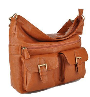 Jo Totes Gracie Camera Bag – Butterscotch
